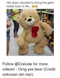 Meme Teddy Bear - 25 best memes about teddy bear teddy bear memes