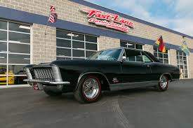 Buick Muscle Cars - 1965 buick riviera fast lane classic cars