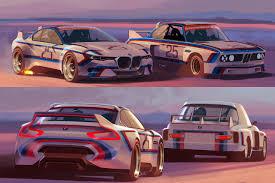design diary bmw 3 0 csl hommage r motorscribes