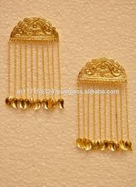 gold erring new 2017 gold earring designs buy new 2017 gold