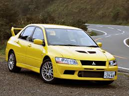 mitsubishi evolution 7 lancer evolution vii uma nova plataforma e visual exclusivo para