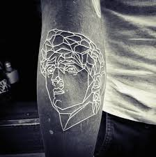 100 white ink tattoos for cool colorless design ideas