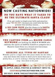 Seeking Cast Santa Cast Caststars