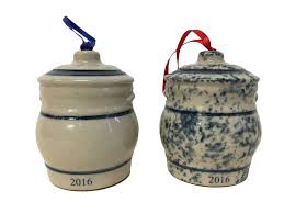 ornament 2016 water cooler wing stoneware pottery