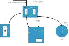 electrical diagram for bathroom bathroom wiring diagram ask me