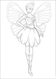 print u0026 download barbie fashion coloring pages