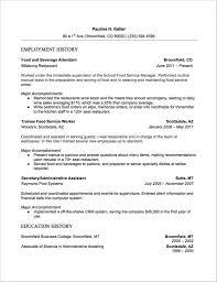 17 sample resume bartender cover letter for resume office