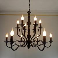 Antique Iron Chandeliers Wrought Iron Chandelier Candles Price Comparison Buy Cheapest