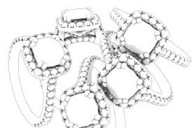 diamond sketch pictures images and stock photos istock