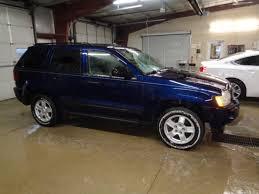 2005 jeep grand 2005 jeep grand laredo stock 415 waukon ia 52172