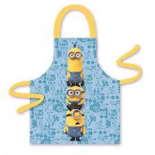 les modeles de tablier de cuisine les minions tablier de cuisine modèle enfant de 3 à 8 ans achat