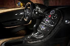bugatti interior mansory bugatti veyron linea vincero d u0027oro interior