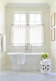 curtain ideas for bathroom windows i have a window just like this in my master bath these curtains