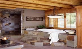 log home master bedrooms log home bathroom log cabin bathroom