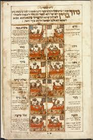 a passover haggadah passover haggadah library and archives canada