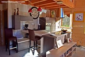 chalet cuisine décoration de maison cuisine chalet contemporain