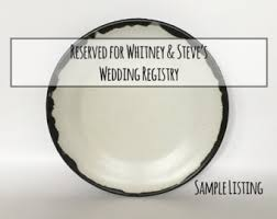 personalized dinner plate custom dinnerware etsy