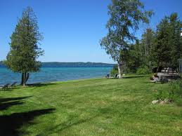 Torch Lake Michigan Map by Beautiful Lake Front Family Home On The Eas Vrbo