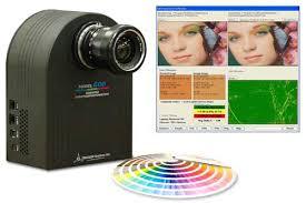color spectrometer imaging spectrophotometer measure color tricor systems inc