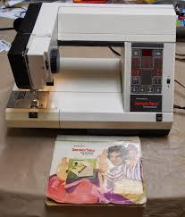 thin man sewing kenmore sensor sew 100 aka necchi logica