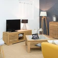 meuble elevateur tv meuble tv de salon en bois de teck massif zen rectangle
