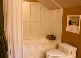 Bathroom Coverings Walls by Bathroom Wall Paneling 18 Shower Tub Wall Panels Decorative