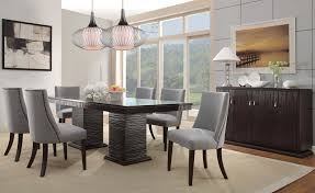 modern formal dining room sets large formal dining room tables decorating home ideas