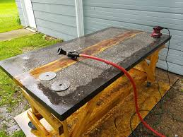concrete and wood coffee table concrete and wood slab table