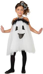 toddler girl costumes ghost tutu toddler and costume walmart