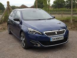 blue peugeot used 2016 peugeot 308 blue hdi ss sw gt line for sale in rye east