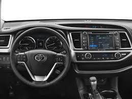 Toyota Highlander Interior Dimensions New 2018 Toyota Highlander Hybrid Limited Platinum For Sale Denver