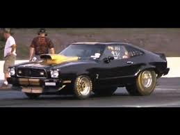 mustang 1975 cobra mustang ii cobra 1 4 mile race