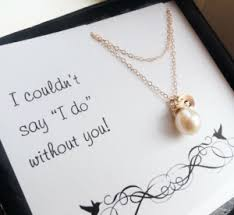 ideas to ask bridesmaids to be in wedding asking bridesmaids gift if i change my last name