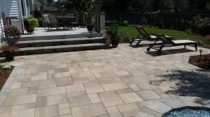 Large Pavers For Patio by Pavers