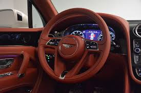 onyx bentley interior 2018 bentley bentayga onyx stock b1283 for sale near greenwich