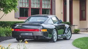porsche 959 rally car 1988 porsche 959 komfort s113 monterey 2017