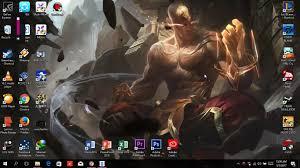 wallpaper engine how to delete god fist lee sin league of legends wallpaper engine dreamscenenime