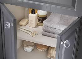 Bathroom Vanity Unit Worktops Downton 600mm Vanity Unit With Drop In Basin And Laminate Worktop