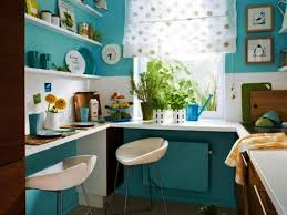 Latest Kitchen Designs 2013 How To Add Blue Color To Modern Kitchen Design And Decorating