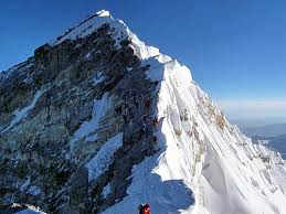 target in the summit at mount everest wikipedia