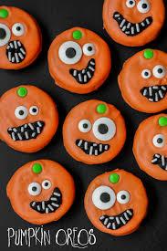 Dirt Cake For Halloween Pumpkin Oreos Lil U0027 Luna