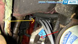 plug wire route on a z28 iroc z trans am or formula 305 or 350 v8