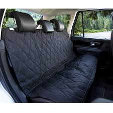 black and turquoise jeep amazon com barksbar pet car seat cover with seat anchors for