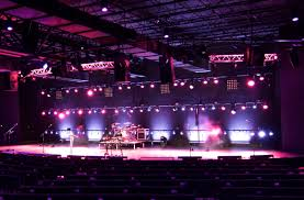 Church Lights All Led Elation Lighting Package For North Carolina U0027s Raleigh
