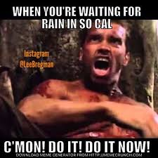 Do It Meme - meme when you re waiting for rain in so cal c mon do it do it now