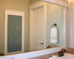mirror vanity mirror frame kit 24 cute interior and bathroom