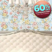 White Shabby Chic Bed by Clearance Vinyl 8ft X 8ft Shabby Chic Bed Backdrop White
