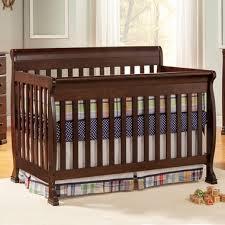 Serta Master Sleeper Crib And Toddler Mattress Davinci Kalani 4 In 1 Convertible Crib In Espresso M5501q Free