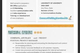 resume formats and styles reentrycorps