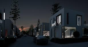 prefabricated house residential compound dusseldorf project